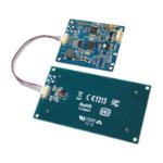 ACS ACM1252U-Y3 smart card reader Indoor USB 2.0 Green