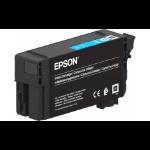Epson C13T40D240 (T40) Ink cartridge cyan, 50ml