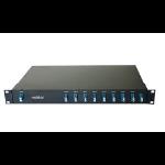 Add-On Computer Peripherals (ACP) ADD-CWDMMUX8E-LC rack console Black 1U