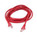 Belkin Cable Patch Cat6 RJ45 Snagless 5m red