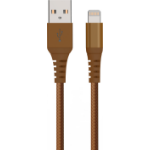 Microconnect LIGHTNING1-GOLD lightning cable 1 m