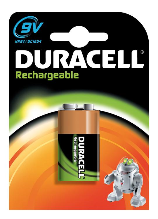 Duracell 9V (HR22)