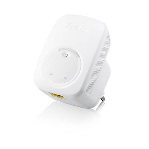 Zyxel WRE2206 Network transmitter & receiver White