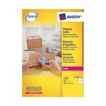 Avery L7168-100 White 200pc(s) self-adhesive label