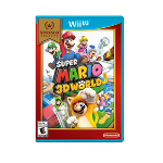 Nintendo Super Mario 3D World Wii U Basic Wii U English video game