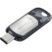 Sandisk Ultra unidad flash USB 64 GB USB Tipo C 3.2 Gen 1 (3.1 Gen 1) Negro, Plata