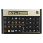HP 12C Financial Programmable Calculator calculator