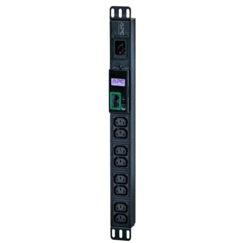 APC EPDU1016M power distribution unit (PDU) 1U Black 8 AC outlet(s)