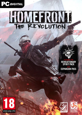 Nexway Homefront: The Revolution Freedom Fighter Bundle vídeo juego PC Básica + DLC Español