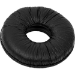 Jabra 0440-149 almohadilla para auriculares Negro Cuero 2 pieza(s)