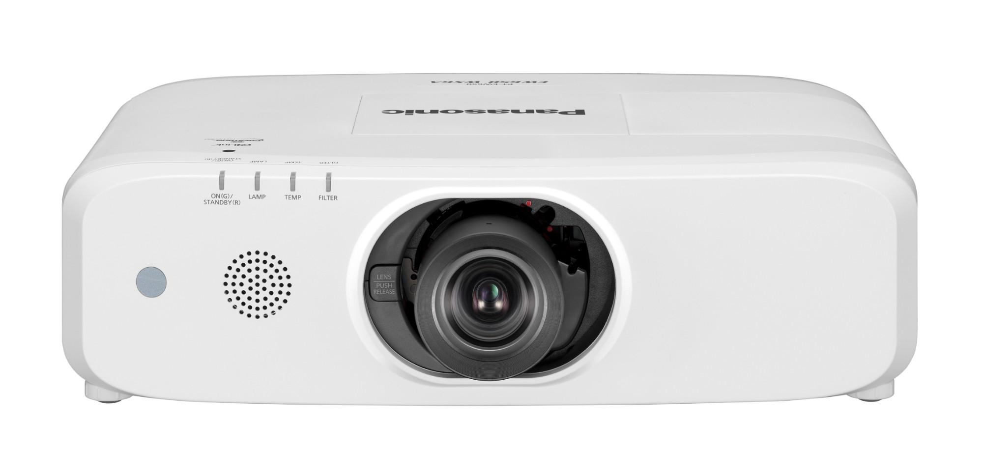 Panasonic PT-EW650 data projector 5800 ANSI lumens LCD WXGA (1280x800) Desktop projector White