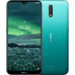 "Nokia 2.3 15.8 cm (6.2"") 2 GB 32 GB Dual SIM 4G Micro-USB Cyan Android 9.0 4000 mAh"