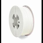 Verbatim 55027 3D printing material ABS White 1 kg