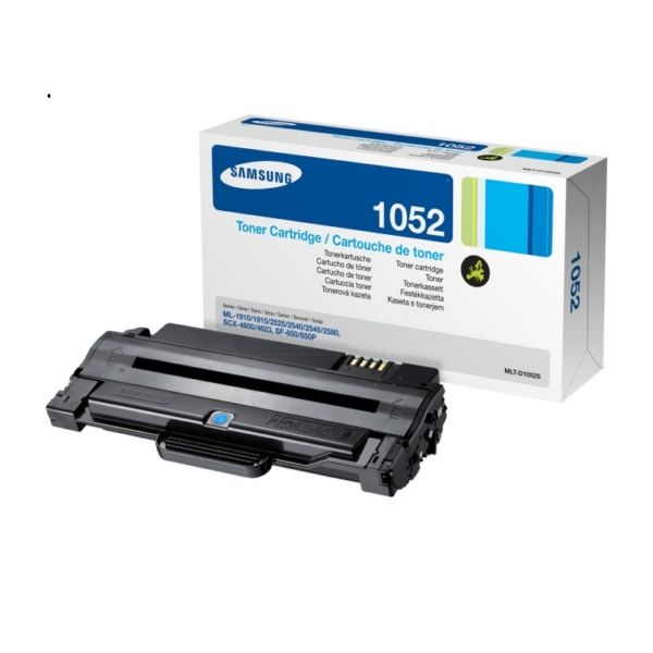 Samsung MLT-D1052S/ELS (1052S) Toner black, 1.5K pages @ 5% coverage