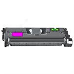 Delacamp C9703A-R compatible Toner magenta, 4K pages, 1,620gr (replaces HP 121A)