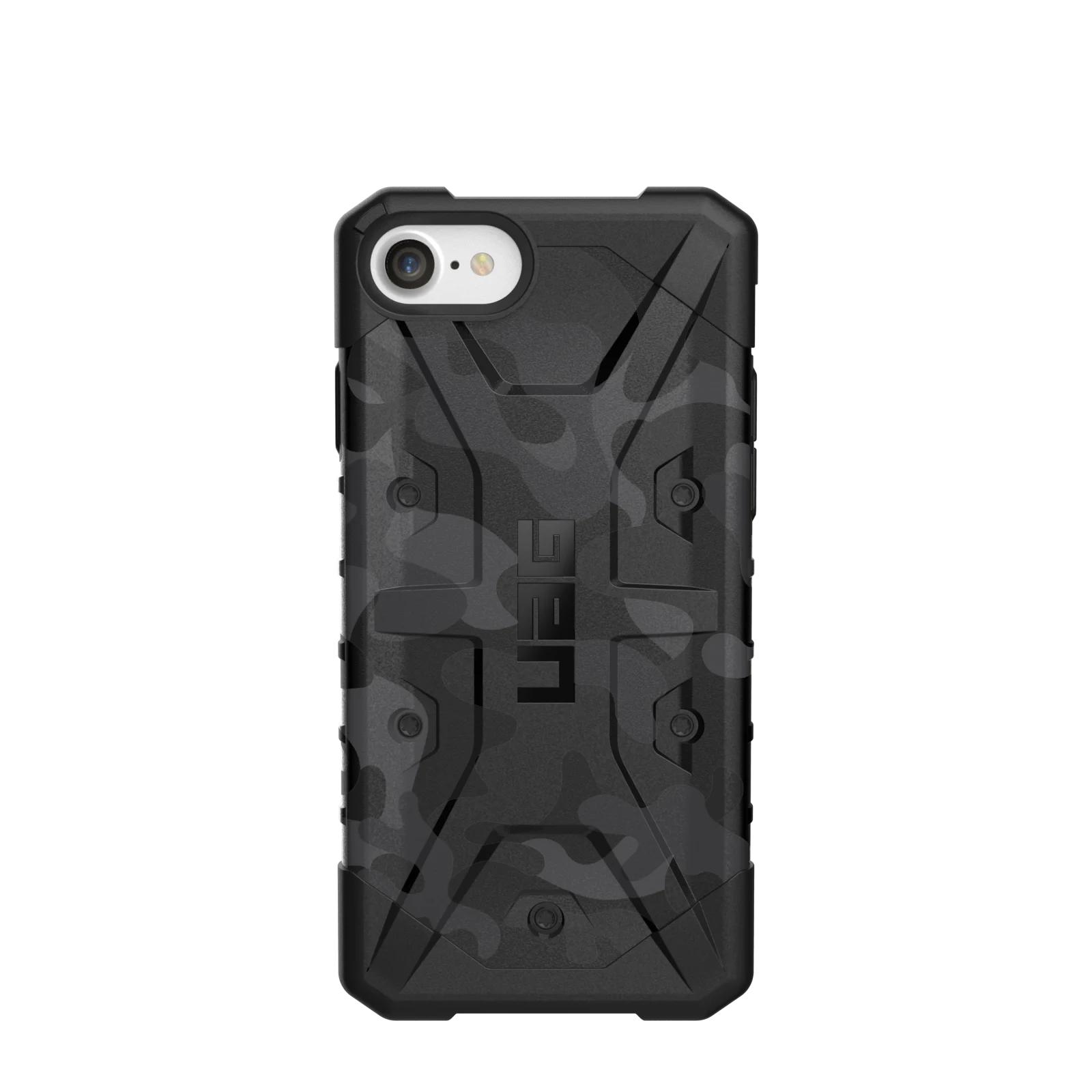 "Urban Armor Gear Pathfinder SE funda para teléfono móvil 11,9 cm (4.7"") Carcasa rígida Negro, Gris"
