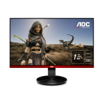 "AOC Gaming G2590VXQ computer monitor 62.2 cm (24.5"") 1920 x 1080 pixels Full HD LED Flat Matt Black,Red"