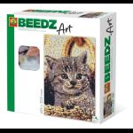 SES Creative Beedz art - Cat