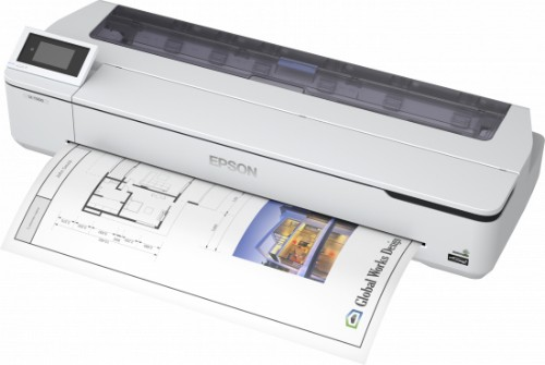 Epson SureColor SC-T5100N large format printer Colour 2400 x 1200 DPI Inkjet A1 (594 x 841 mm) Ethernet LAN Wi-Fi