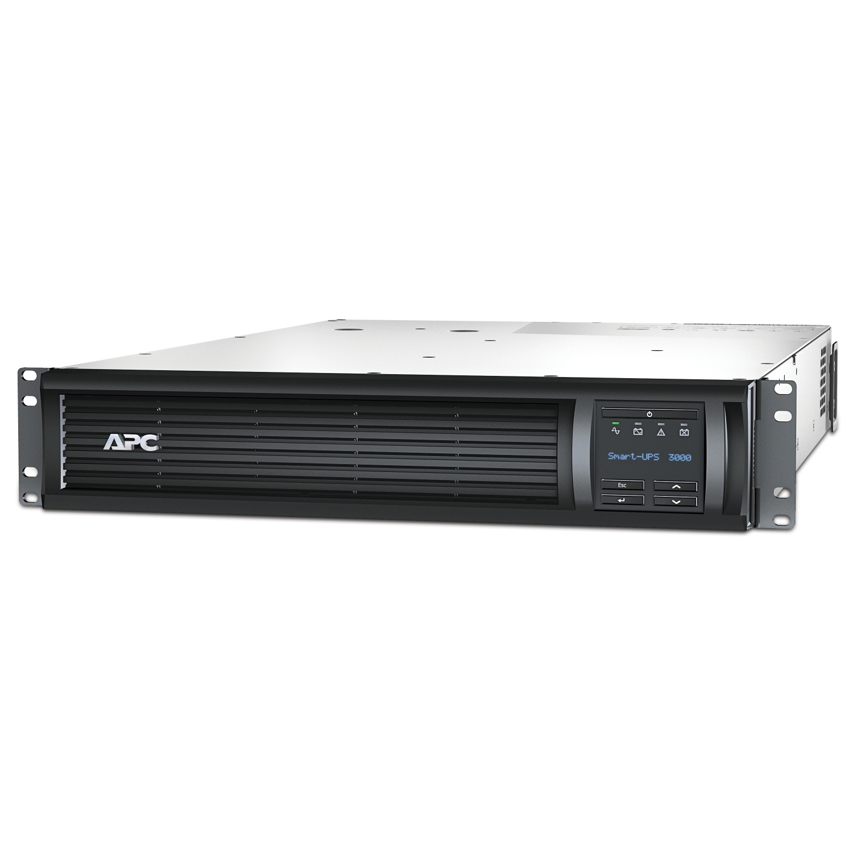 APC SMT3000RMI2UC uninterruptible power supply (UPS) Line-Interactive 3 kVA 2700 W 9 AC outlet(s)