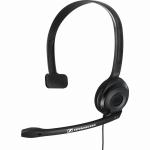 Sennheiser PC2 Chat Auriculares Diadema Negro