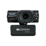 Canyon CNS-CWC6 webcam 3.2 MP 2048 x 1536 pixels USB 2.0 Black