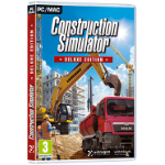 Astragon Construction Simulator: Deluxe Edition Deluxe Mac/PC Multilingual video game
