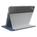 Speck Balance Folio Clear Apple iPad Pro 11 inch (2018) Marine Blue/Clear