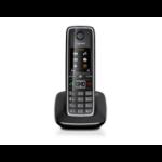 Gigaset C530 DECT-telefoon Nummerherkenning Zwart, Zilver
