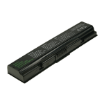 2-Power 10.8v, 6 cell, 49Wh Laptop Battery - replaces PA3534U-1BRS