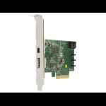 HP Thunderbolt-2 PCIe 1-port Internal Thunderbolt 2 interface cards/adapter