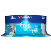Verbatim 43439 blank CD CD-R 700 MB 25 pc(s)