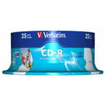 Verbatim 43439 blank CD CD-R 700 MB 25 pc(s)