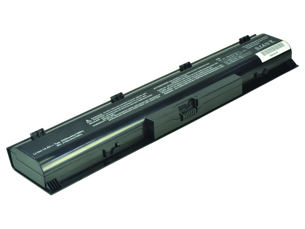 2-Power 14.4v, 8 cell, 77Wh Laptop Battery - replaces 633807-001