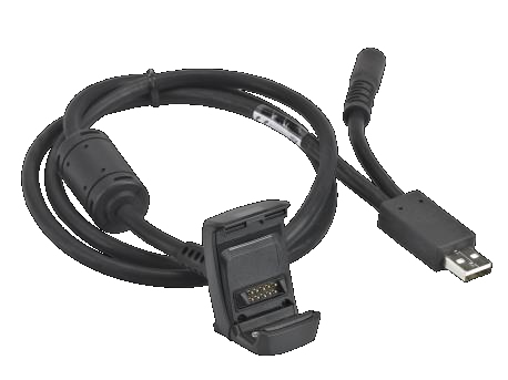 Zebra CBL-TC8X-USBCHG-01 cable USB 2.0 USB A Negro