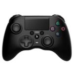 Hori PS4-149E Gaming Controller Black Bluetooth Flight Sim Analogue PlayStation 4