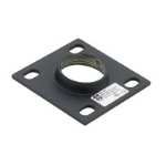 Chief Interface Plate Black