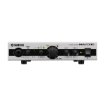 Yamaha MA2030 audio amplifier Black, Grey