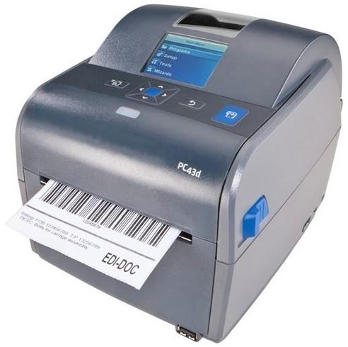 Intermec PC43d label printer Direct thermal 203 x 203 DPI