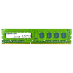 2-Power 8GB MultiSpeed 1066/1333/1600 MHz DIMM Memory