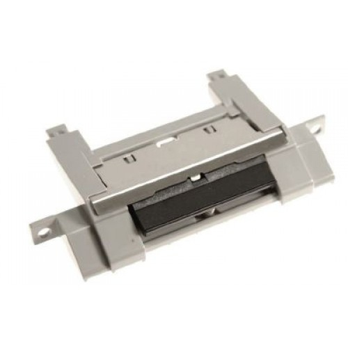 HP LaserJet P3005 Separation Pad Assembly Family - White (RM1-3738-000CN)
