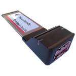 Dynamode 2x eSATA ExpressCard Internal eSATA interface cards/adapter
