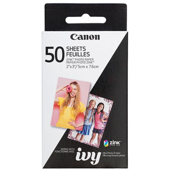 Canon 3215C002 Photo cartridge, Pack qty 50