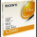 "Sony EDM2600C magneto optical disk 13.3 cm (5.25"")"