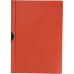 Q-CONNECT KF00461 folder A4 PVC Red
