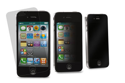 3M Privacy Screen Protector for Apple iPhone 4/4S (Portrait/Matte)