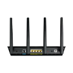 ASUS RT-AC87U Dual-band (2.4 GHz / 5 GHz) Gigabit Ethernet Black wireless router