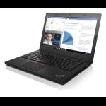 "Lenovo ThinkPad L460 2.3GHz i5-6200U 14"" 1366 x 768pixels Black Notebook"