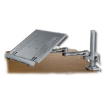 Lindy 40699 Silver notebook arm/stand
