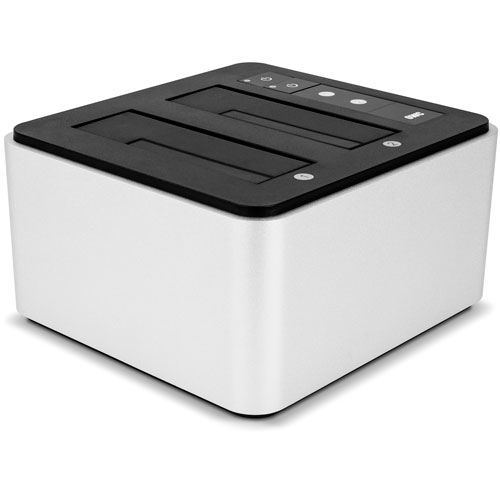 OWC Drive Dock Black,White
